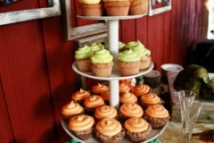 Desserts at Cedar Bend