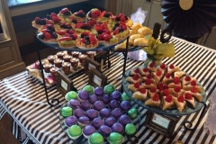 Desserts at Steiner Ranch