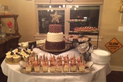 Dessert Table for private party in Canyon Lake