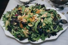 Roasted Beet & Almond  Salad